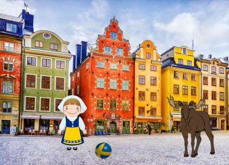 ¡Evádete con el mes de Suecia en Shinycatz!